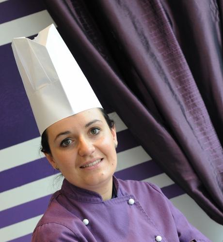 Marjorie Réaud, 31 ans, Cheffe Chocolatière